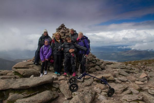 Cairn Gorm Mountain Summit