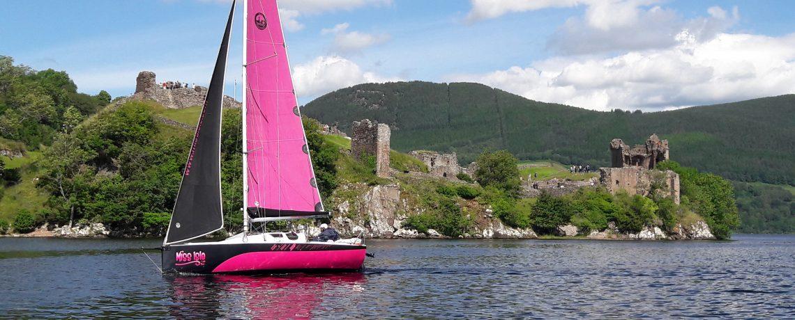 Sea and Summit Scotland Challenge
